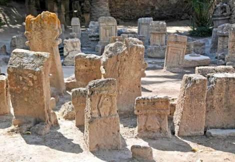 Tophet of Carthage, via LiveScience