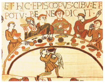 Anglo Saxon Feast