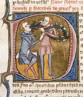 Medieval Dentistry, via Medievalists.net