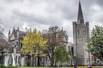 Church of St. Patrick in Dublin, via Infomatique on Flickr