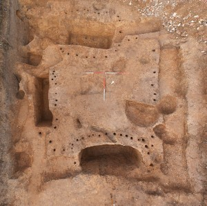 Fenced Graves from Roman Colchester, via Current Archaeology