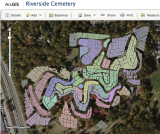 Digitally Mapping Graveyards