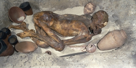 Gebelein Man, via British Museum Blog