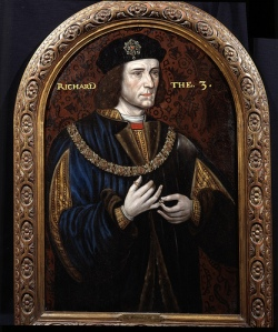 Richard III Portrait, via Lisby on Flickr