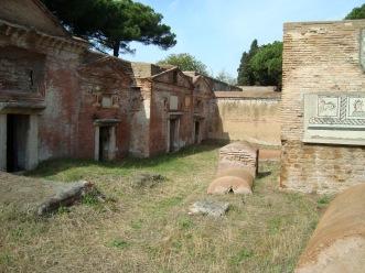 Tombs of Isola Sacra, Roman Empire Necropolis