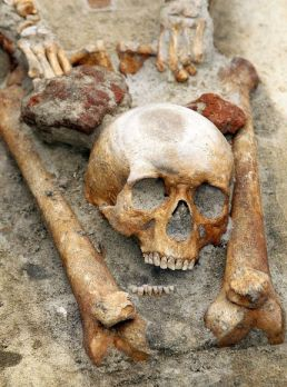 One of the 'vampires' from Poland, via Nat Geo and Andrzej Grygiel, European Pressphoto Agency