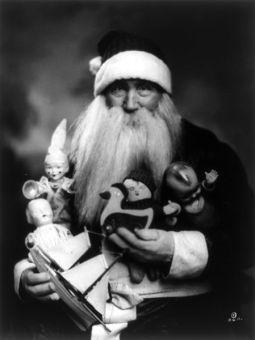 Santa Claus, via Wikimedia