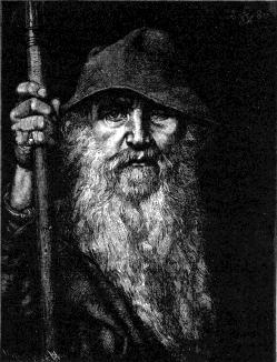 Odin, via Wikimedia