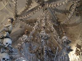 Sedlec Ossuary, photo via Flickr user milan.boers