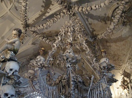 Sedlec Ossuary, photo via Flickr user milan.boers