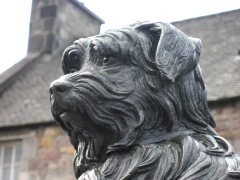 Greyfriars' Bobby Statue