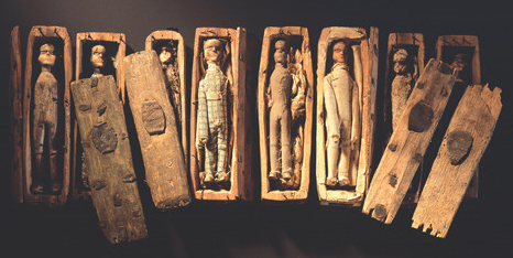 The Fairy Coffins