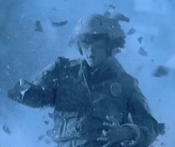 T-1000 shattering after being exposed to liquid nitrogen
