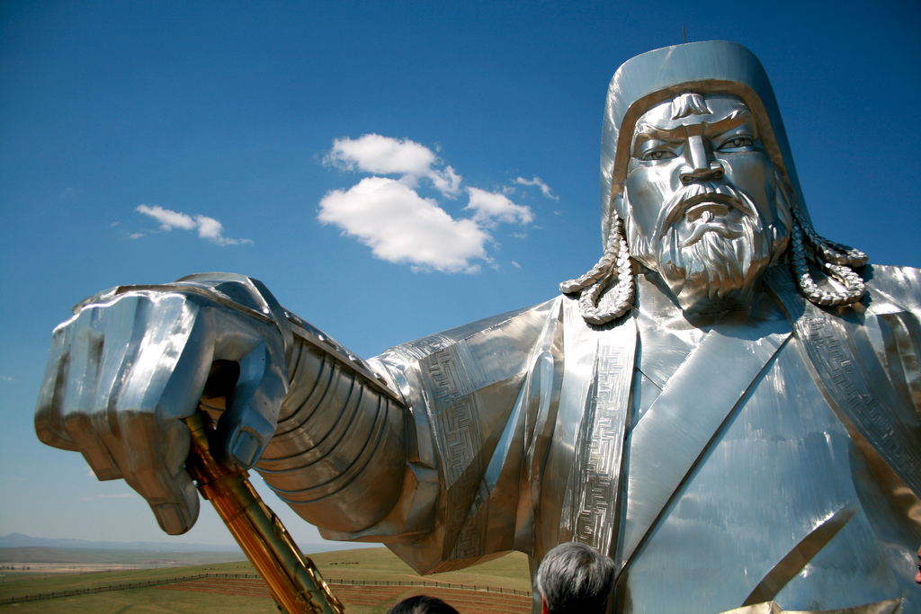group ghengis khan speech Genghis khan lyrics: you about to witness a 2-5/jedi minds collabo / you know what i mean / the god jus allah, you know / megatraum is a martian, feeding off weed and cash / i dash from my ship in.