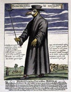 Plague Doctor, via Love of History