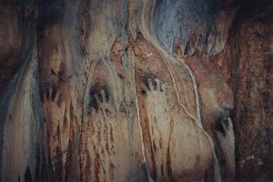 Cave of the Handprint, via Indiana University's Excavation Site
