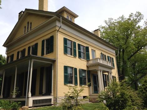 Emily Dickinson's Homestead