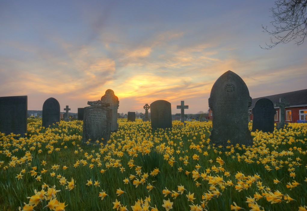 Death and Landscapes: Why Does Location Matter?