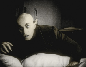 Nosferatu, the first movie vampire! via FICG on flickr