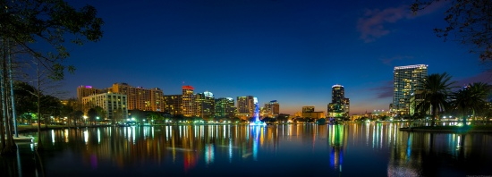 Orlando at night, by Ricardo's Photography, bones don't lie