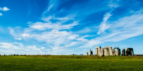 Stonehenge. Photo by Thanh-Tung Nguyen and used under creative commons.